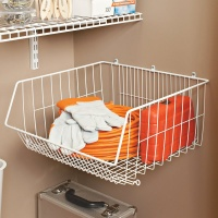 1088 - Stack or Mount Storage Basket